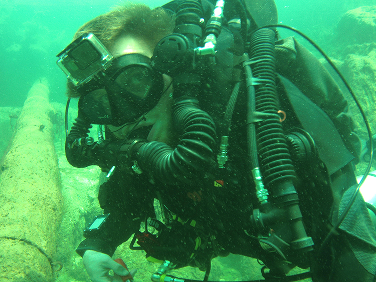scuba tampa blevins diving alex outfitters adventure instructor dive south center