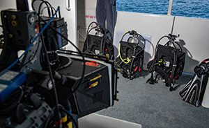 Picture of Scuba Rental Gear at South Tampa Dive Shop Adventure Outfitters