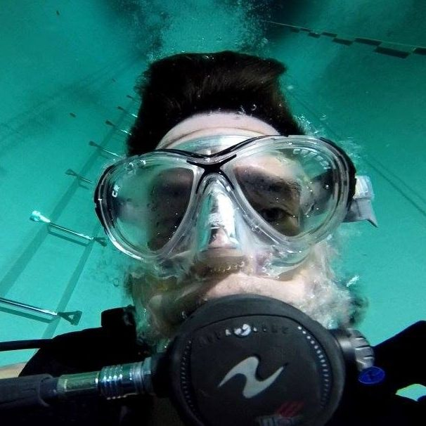 South Tampa Scuba Divemaster Ed Nester - Adventure Outfitters Dive Center