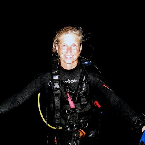 Anna is a South Tampa Scuba Instructor at Adventure Outfitters Dive Center