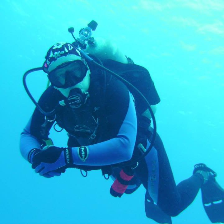 Robert Blevins is a South Tampa Scuba Instructor at Adventure Outfitters Dive Center